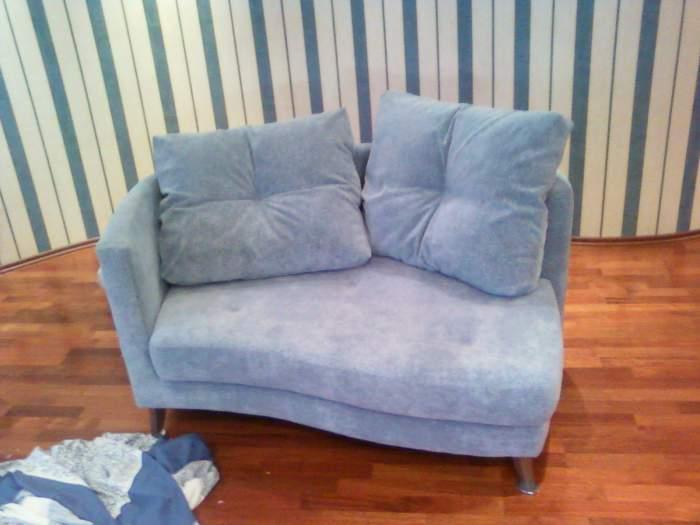 Перетяжка мебели в приморском районе спб